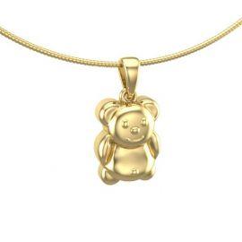 Teddybeer ashanger